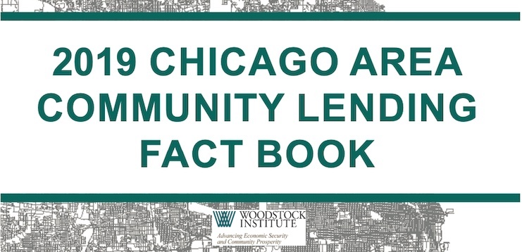 2019 Community Lending Fact Book cover image