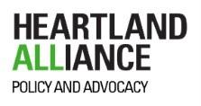 Heartland Alliance Policy Advocacy logo