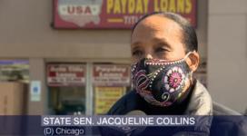 state Sen Jacqui Collins on WTTW