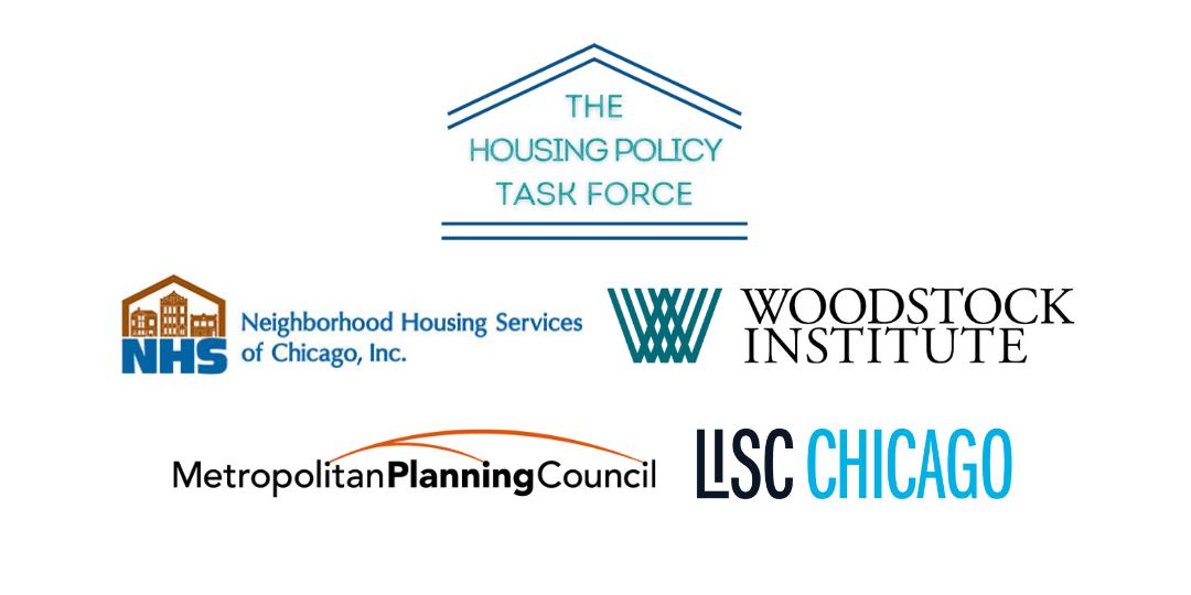 housing policy task force member logos