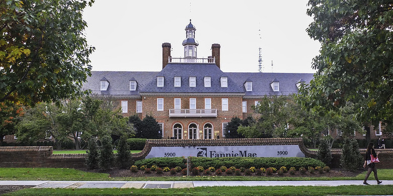 Image of Fannie Mae from Flickr