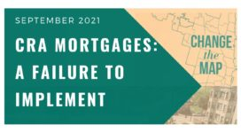 CRA Mortgages: A Failure to Implement cover image